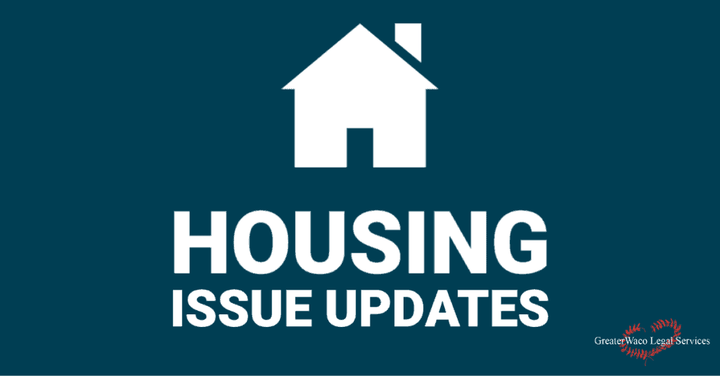 Housing-Coronavirus-Updates-Greater-Waco-Legal-Services
